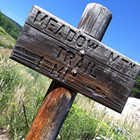 Minturn Meadow Mountain