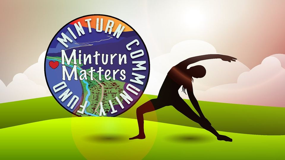 MCF Yoga in the Park Logo